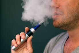 e cigarette dental health news
