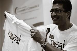 nepal tshirt challenge